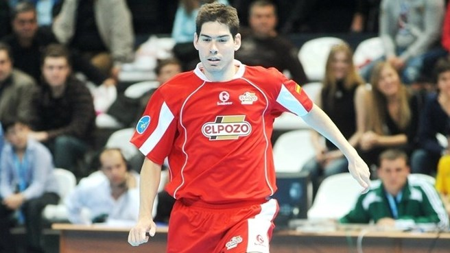Futsal stalwart Kike bows out with no regrets