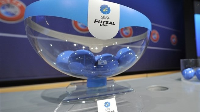 UEFA Futsal Cup premlinary & main round draws