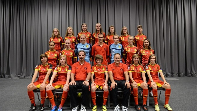 Belgium team guide