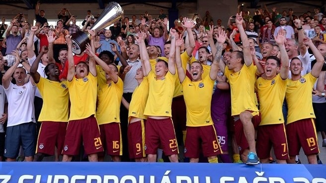 In-form Sparta claim Czech Super Cup