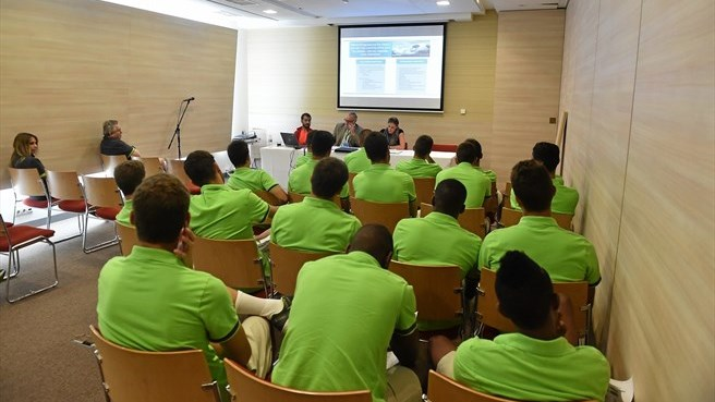 U19s told of match-fixing dangers