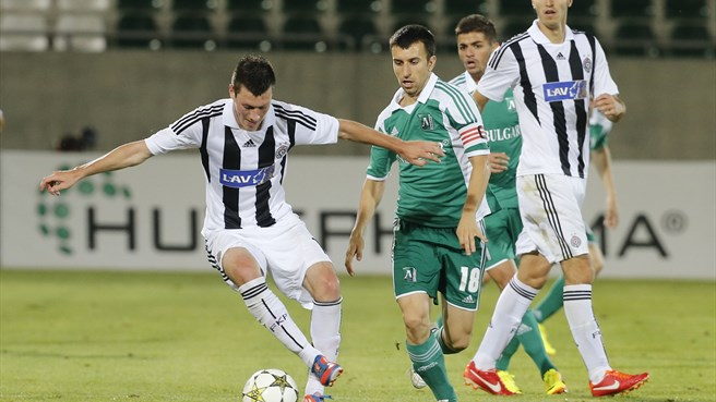 Dyakov's desire for a Ludogorets repeat