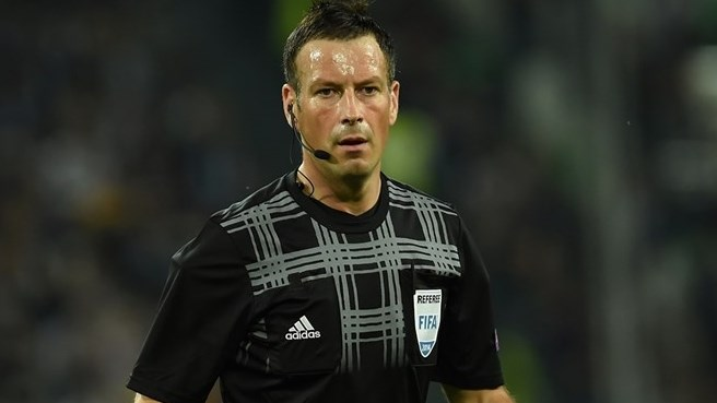 Clattenburg to referee UEFA Super Cup
