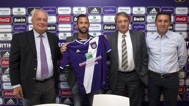 Defour opts for Anderlecht switch from Porto