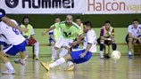 Ricardinho helps Inter secure Spanish futsal title