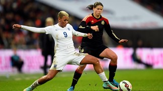 Germany, England enjoy historic Wembley date