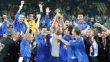 Highlights: Italy claim 2004 U