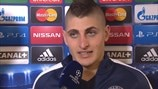 Verratti: Draw gives Paris 'great opportunity""