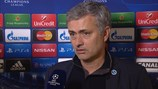 Mourinho content with Paris draw