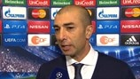 Mixed feelings for Di Matteo