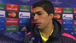 Suárez 'motivated' by return to England
