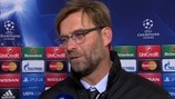 Klopp: 'It's not easy but it's possible'