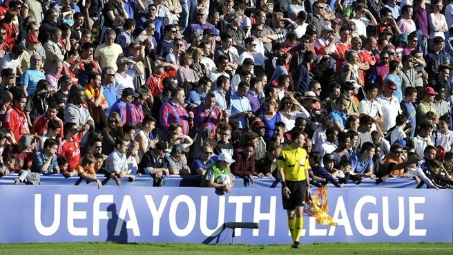 Nyon: UEFA Youth League finals on 21 and 24 April