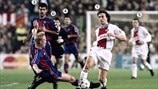 Snap shot: When Paris beat Barcelona's dream team