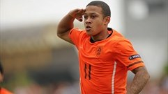 Highlights: Depay solo goal