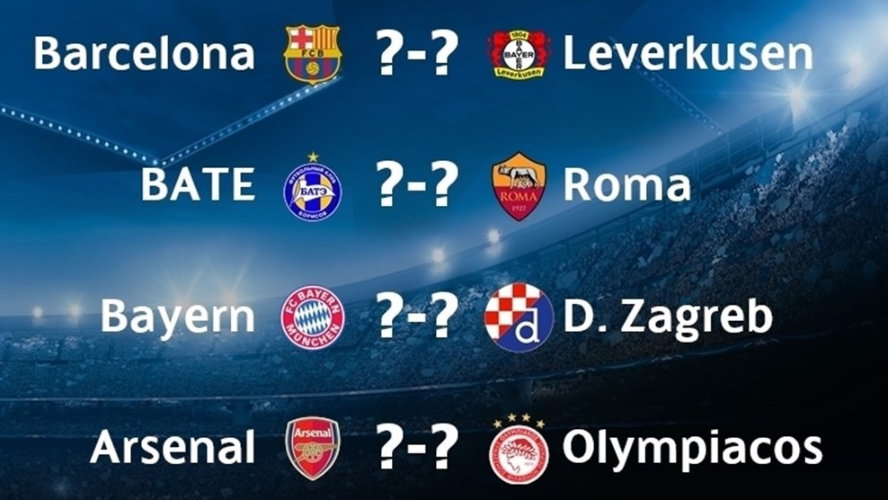 Match Predictor: Guess the scores and win
