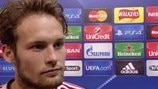 Blind: United showed spirit