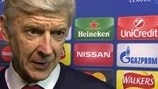 Wenger lauds Arsenal determination