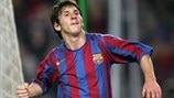 Messi's first goal: 10 years today