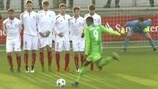 Highlights: Mönchengladbach 2-2 Sevilla