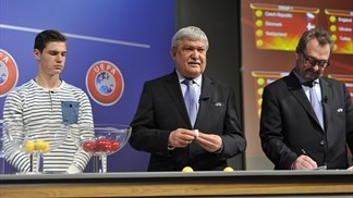 Germany-Netherlands in Under-17 elite round draw