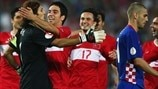 EURO 2008 highlights: Turkey oust Croatia on penalties