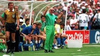 The best ever coaches: Arrigo Sacchi