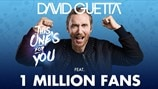 David Guetta: thanks a million