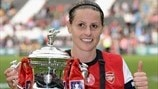 Kelly Smith on Arsenal, Wembley and the Olympics