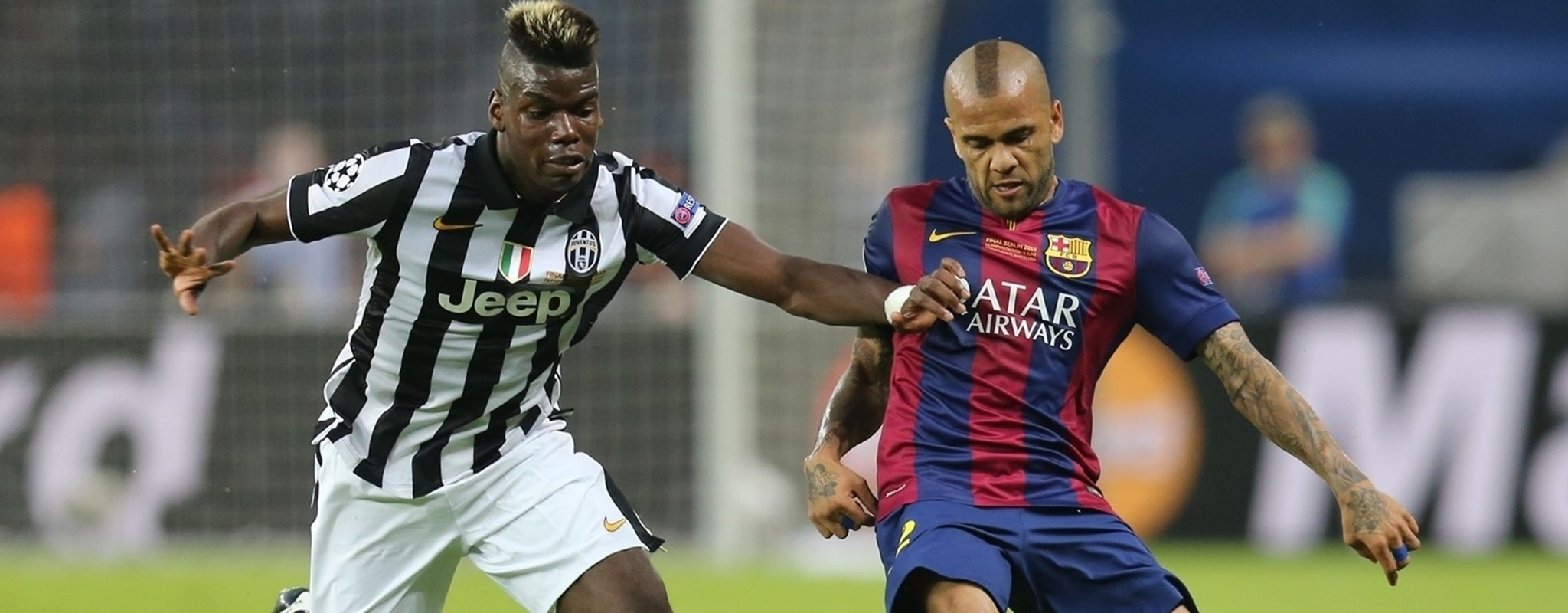 Dani Alves joins Juventus on two-year deal