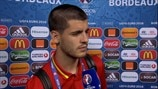 Morata: Italy are 'perfect' tactically