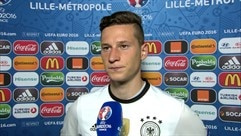 Draxler: Germany deserve last-eight spot