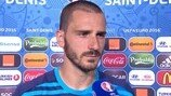 Bonucci: We can't wait to face Germany