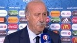 Del Bosque: 'We expected to get a bit further'