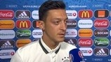 Özil: We're hungry for more titles