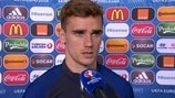 Griezmann: It's cruel and magnificent