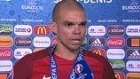 Pepe: We won it for Ronaldo
