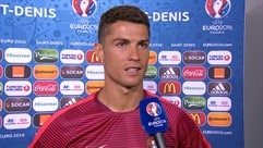 Ronaldo on 'unforgettable' night