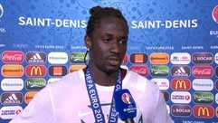 Éder reflects on 'special' winning strike