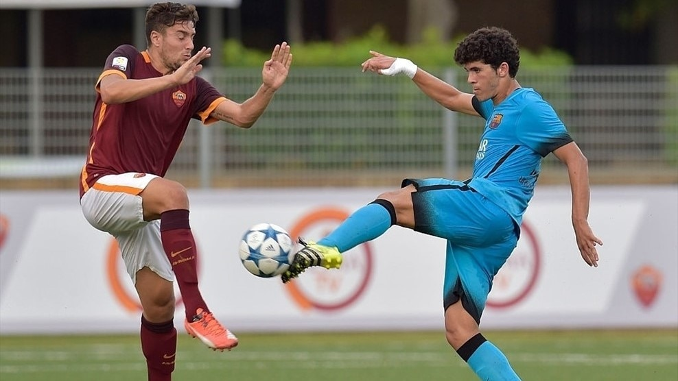 Aleñá leaves Roma standing in his wake