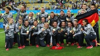 Germany see off Sweden for Olympic gold