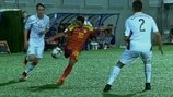 Highlights: Andorra 0-1 Latvia