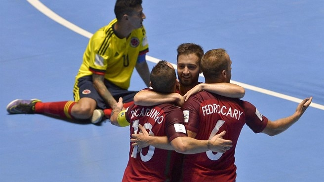 European clean sweep in World Cup group stage