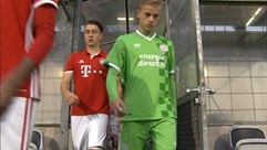 UEFA Youth League highlights: Bayern 0-2 PSV