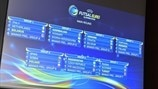UEFA Futsal EURO main round draw graphic