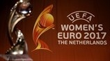 Women's EURO Final Tournament Draw