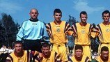 Romanian defender Daniel Prodan mourned