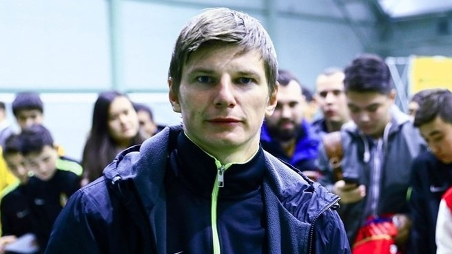 Arshavin on Almaty and futsal