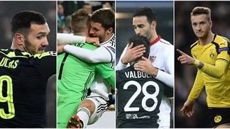 What we noticed from Champions League matchday six