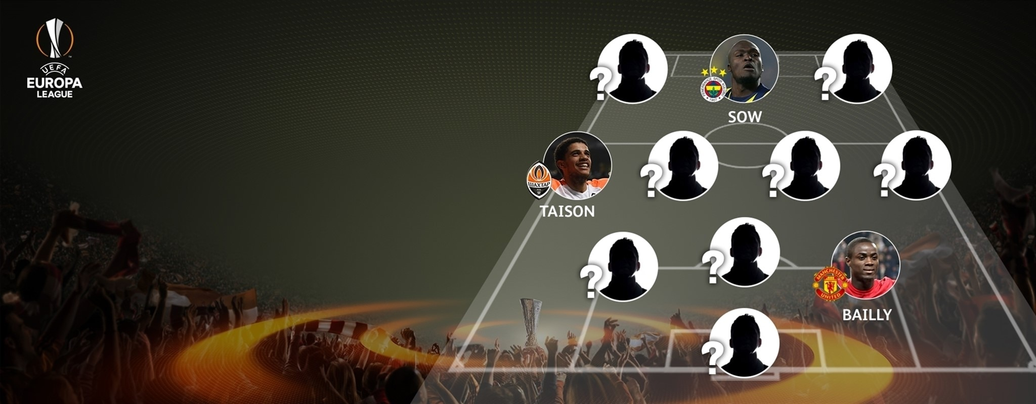 Who makes our UEFA Europa League team of the week?